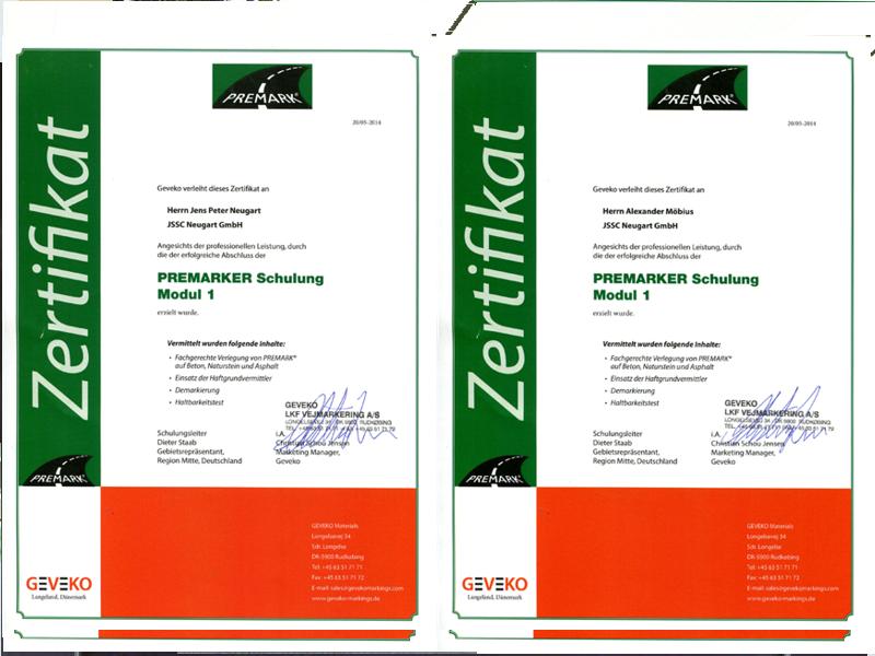 Zertifikat_der_Firma_Premark_fuer_unsere_Mitarbeiter
