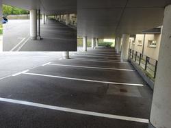 Parkplatzmarkierung Weimar 3