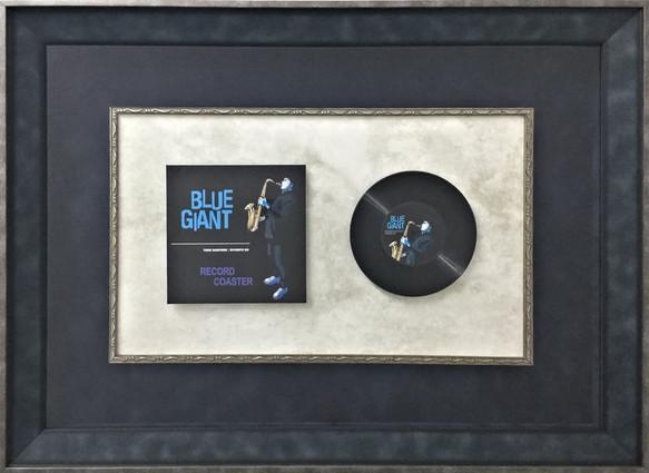 BLUE GIANT 限定コースター