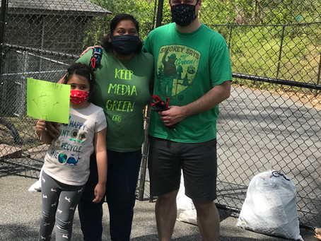 Earth Day Clean & Green