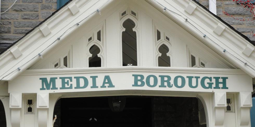 Media Borough Council Meeting -- Presentation of Petitions