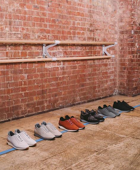 Hudson Sneakers 2017