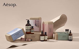 Aesop Gift Kits 2020 Sensory Chronicles