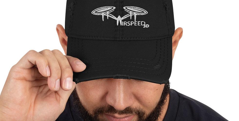 Distressed Hat