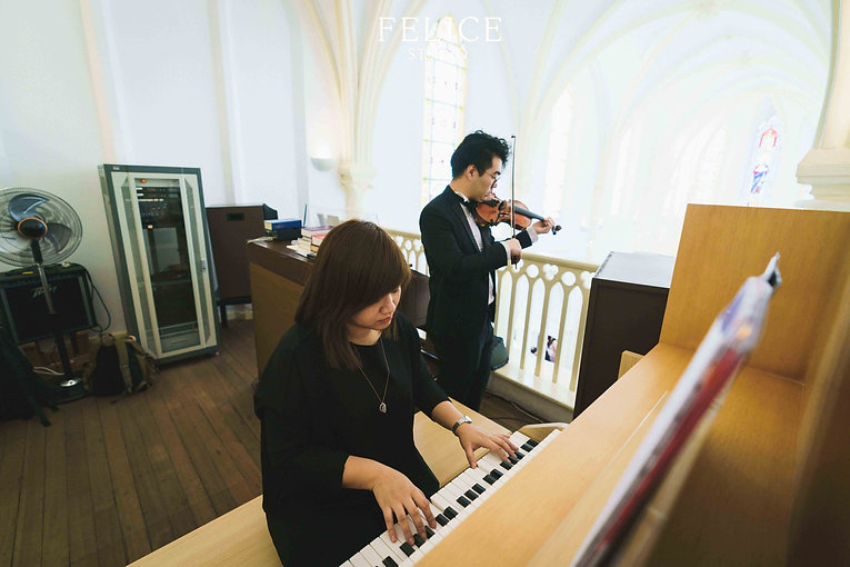 伯大尼 live band violin organ 04.jpg