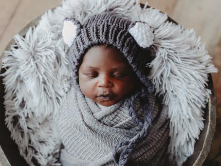 Newborn Photographer Cypress TX, Safety