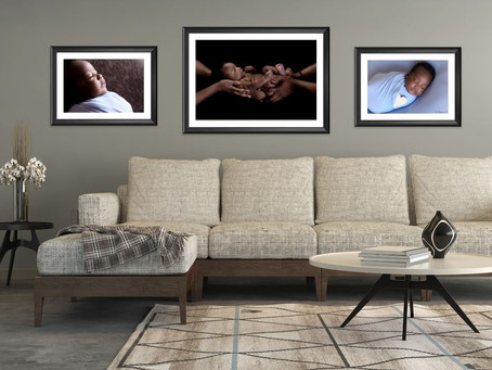 Newborn Photographer Cypress TX, What's on Your Wall?
