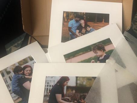Newborn photographer Cypress TX, Prints vs Digitals