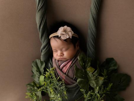 Newborn Photographer Cypress TX, Rainy Days