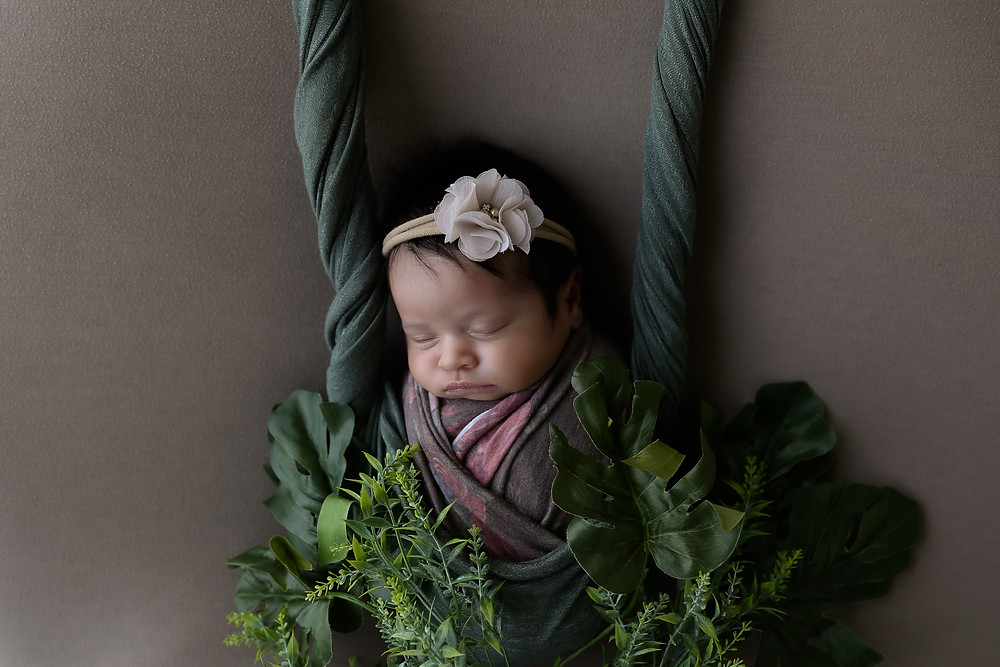 newborn photographer in Cypress TX