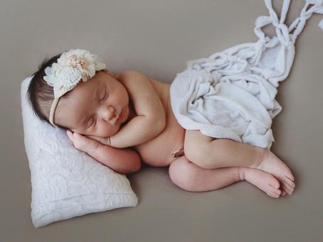 Newborn photographer Cypress TX, Warmth