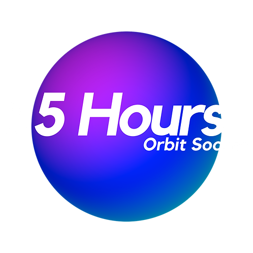 1.5 Hour Orbit Soccer