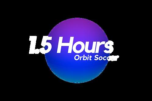 1.5 Hour Orbit Soccer