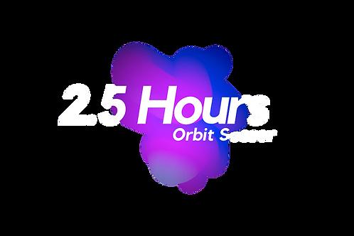 2.5 Hour Orbit Soccer