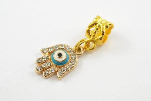 Evil Eye in Gold