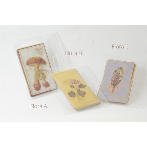 Flora and Fauna Sticker Packs