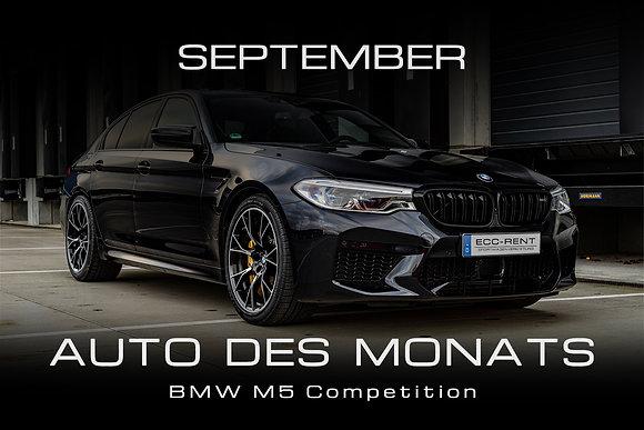 Auto des Monats | September 2021