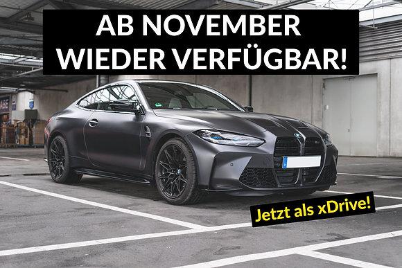 BMW M4 M xDrive Coupé (G82)