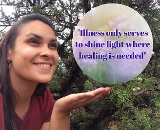 _Illness only serves to shine light wher