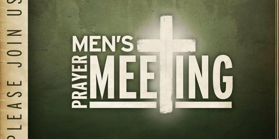 Men's Prayer Strive
