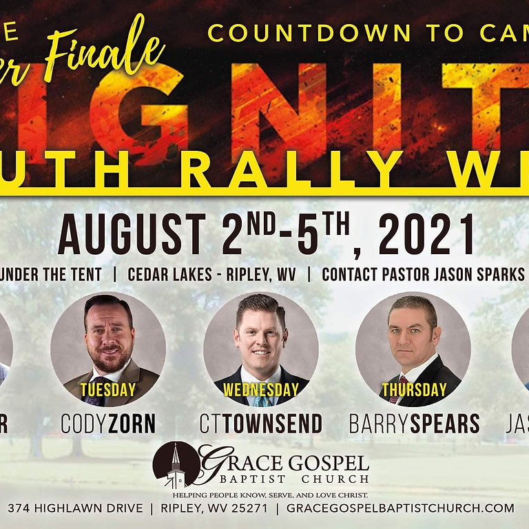 Ignite Youth Rally