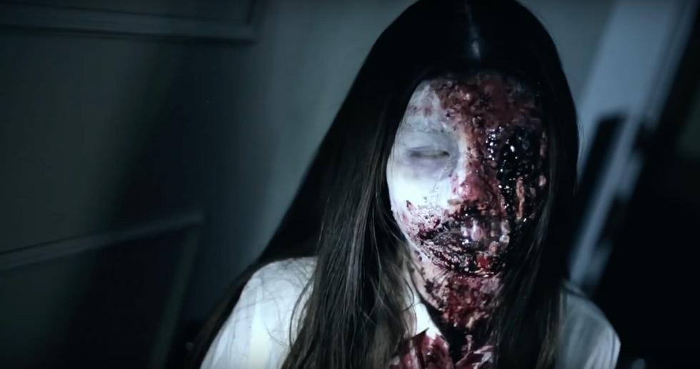 Jay & Arya  Horror Video