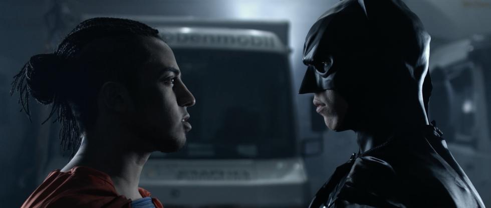 Warner Bros. Superman vs Batman