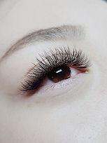 Wimpernverlängerung, Voume Lahes, 3D Wimpern, asiatische Augen