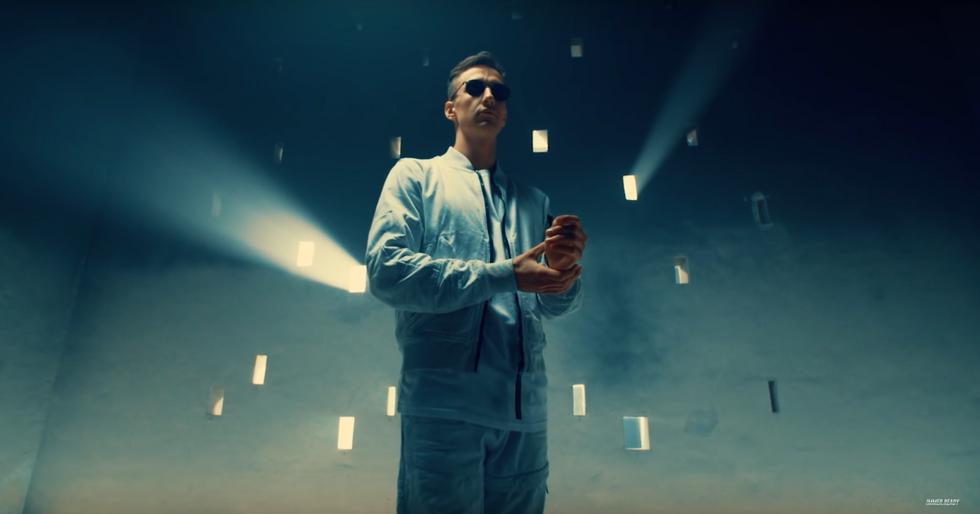 """Musikvideo Marvin Game ft. Ces """"Keine Menschen"""""""