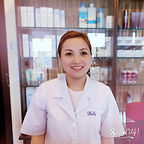 Trinh with Spa Chi