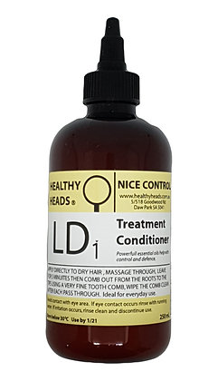Nice Control Treatment Conditioner