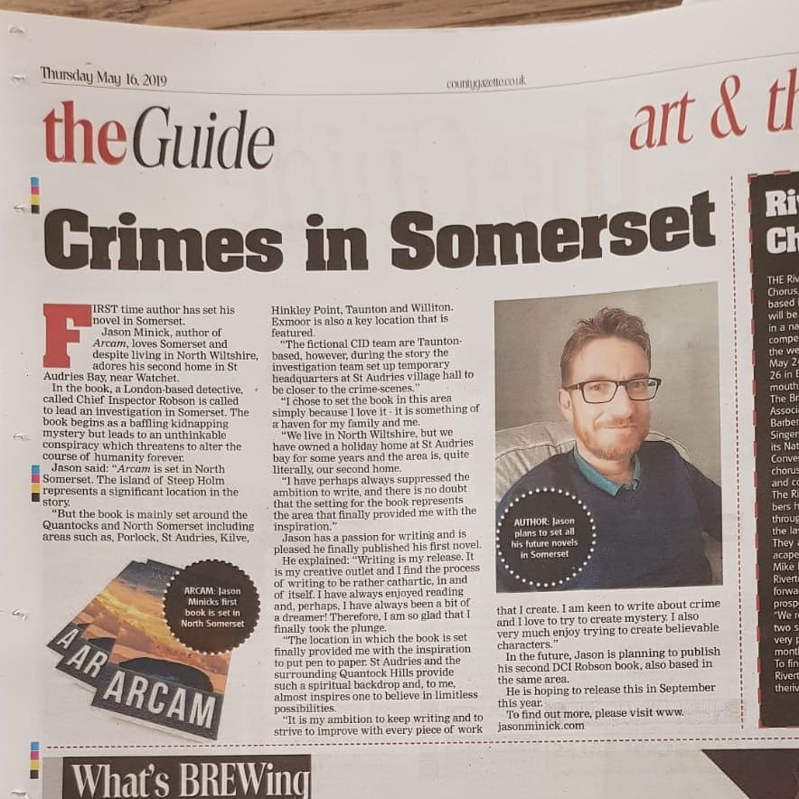 """CRIMES IN SOMERSET"""