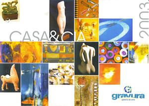 Participação da Mostra Casa & Cia com a Galeria Gravura