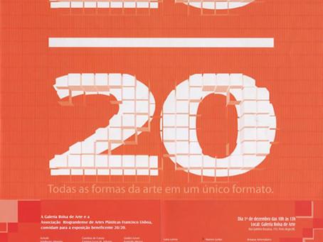 20x20 da Chico Lisboa 2007