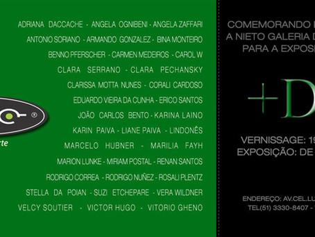+D26 exposição na Nieto Galeria 2013