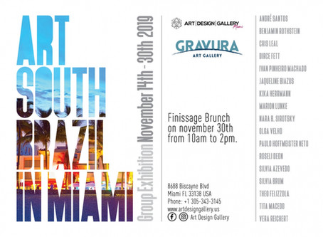 Art South Brazil in Miami 2019