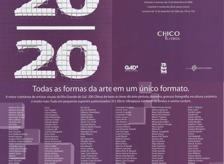 20x20 da Chico Lisboa 2006