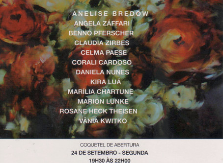 Arte da Galeria Gravura na Florense 2012