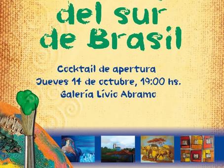 Artistas del Sur - Paraguai 2010