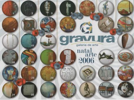 Natal Arte da Galeria Gravura 2006