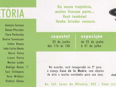 Exposição Trajetória - Nieto Galeria 2007