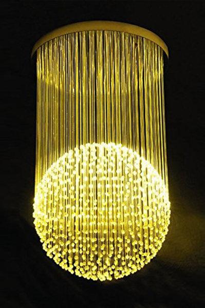 Chandelier Fiber Optic Chandelier LED Color-changing light (Ball)