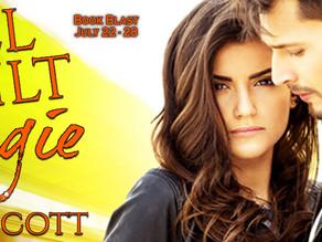 Welcome Author Leslie Scott!