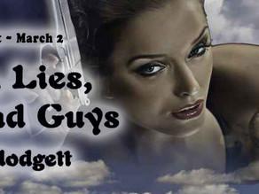 Welcome Author Bill Blodgett!