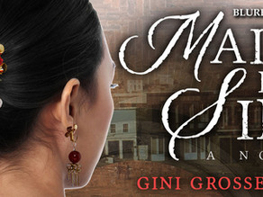 Welcome Author  Gini Grossenbacher!