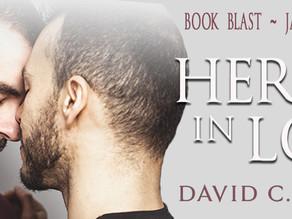Please Welcome Author David C. Dawson!