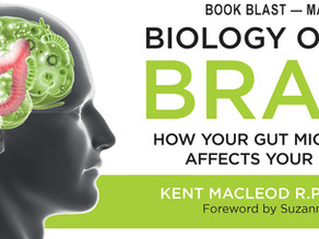 Welcome Author Kent Macleod!