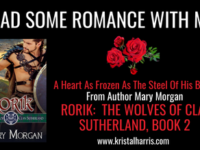 WELCOME AUTHOR MARY MORGAN!