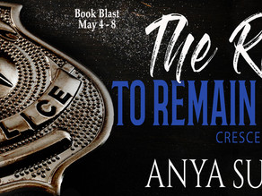 Welcome Author Anya Summers!