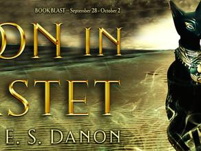 Welcome Author E.S. Danon!
